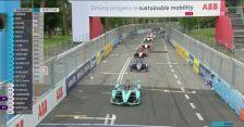Jean-Eric Vergne wygrał sobotni wyścig E-Prix w Rzymie