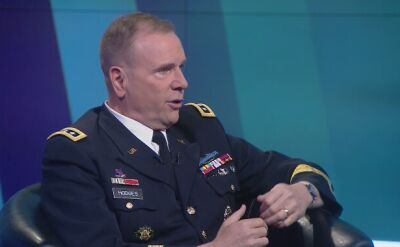 """Everything that the previous administration said the new administration is doing it"", said Ben Hodges, Commanding General of US Army Europe."