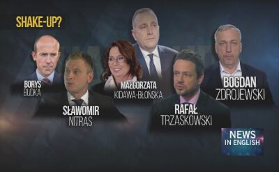 Polish biggest parties discuss potential leadership changes