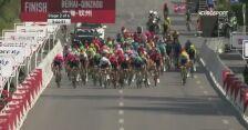 Finisz 2. etapu Tour of Guangxi dla Daniela McLaya