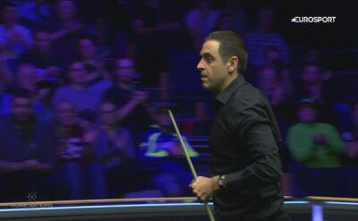 O'Sullivan wyszedł z tarapatów i awansował do drugiej rundy English Open