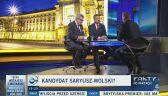 Trzaskowski: Jacek Saryusz-Wolski nie ma najmniejszych szans