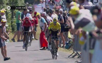 Roglić wygrał 3. etap i cały wyścig Tour de l'Ain