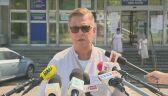 Cała konferencja prasowa o stanie zdrowia Fabio Jakobsena