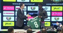 Prezes Śląska zadowolony z transferu Moulounguiego