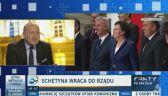 Marcinkiewicz o nowach szefach MSW i MSZ
