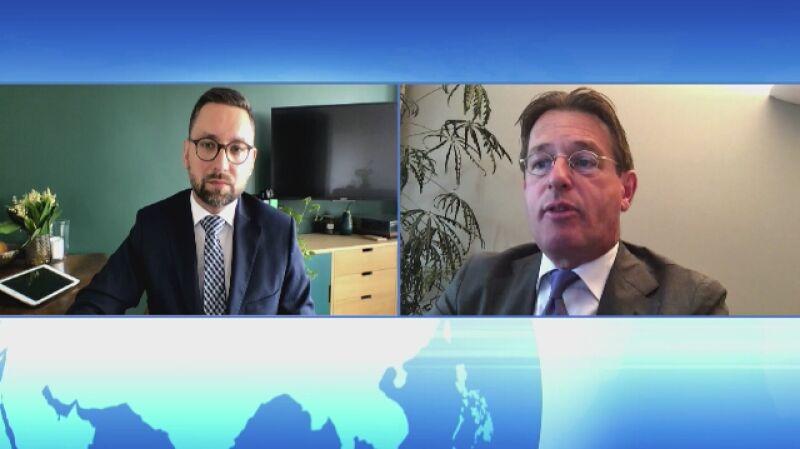 Kees Sterk: sytuacja w polskim sądownictwie się nie poprawia, co więcej - jest coraz gorzej