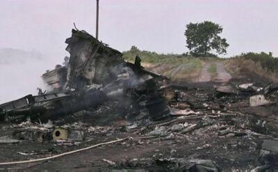 Świat reaguje na katastrofę Boeinga 777