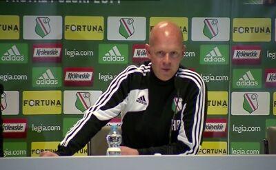 Henning Berg o decyzji UEFA