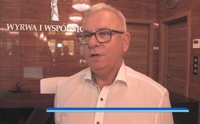 Krzysztof Wyrwa o odszkodowaniu (wideo archiwalne)