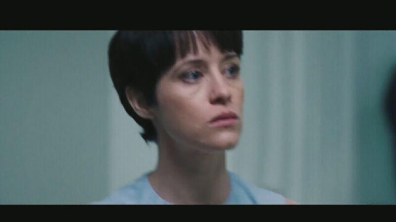 Scena z filmu, w której Janet robi awanturę w NASA