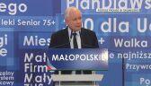 Kaczyński and Morawiecki visited Kraków to support local mayoral candidate