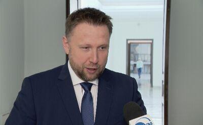 Kierwiński o wniosku Ziobry: to kolejny krok w kierunku wyjścia z Unii