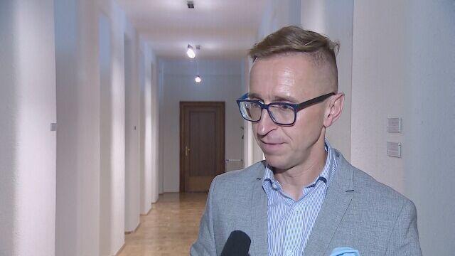 Stanisław Bar o postrzeleniu mężczyzny przez funkcjonariuszy