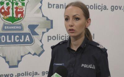 Policja zatrzymała sprawców dopiero po ponad tygodniu