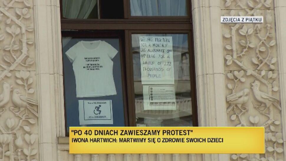 """""""Protestujący wychodzą jako wielcy bohaterowie"""""""
