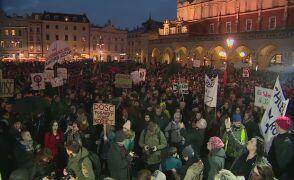 Czarny Piątek w Krakowie