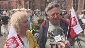 Protestujący sprzeciwiają się przejęciu Westerplatte