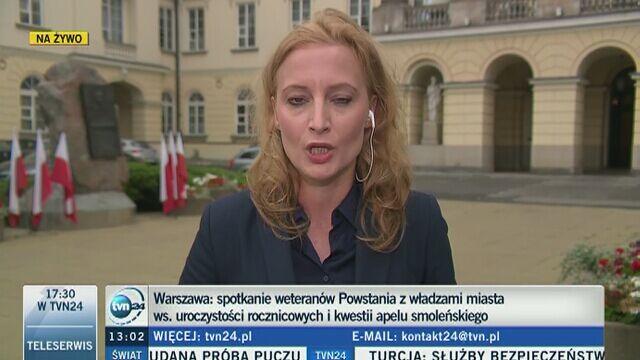 """Przegląd prasy. Apel smoleński w rocznicę powstania? Kaczyńska: nie powinien odbywać się """"przy okazji"""""""