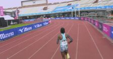 Tanui wygrała maraton w Amsterdamie i ustanowiła nowy rekord trasy