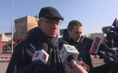 Jacek Jaśkowiak o wybuchu w kamienicy na Dębcu