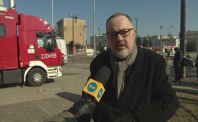 Spółka gazownicza o wybuchu w Poznaniu