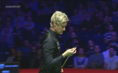 Neil Robertson wygrał Welsh Open
