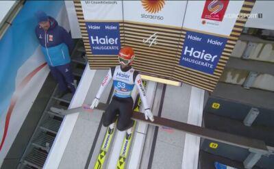 Markus Eisenbichler najlepszy w piątkowych kwalifikacjach