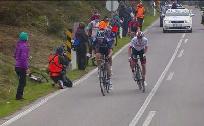 Pogacar wygrał 2. etap Volta ao Algarve, Antunes (CCC Team) 5.