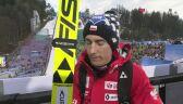 Kamil Stoch niezadowolony z 4. miejsca w drużynówce