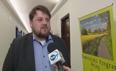 Piotr Apel o listach PiS-u do Parlamentu Europejskiego: to listy zasług