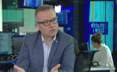 """O sprawie generała Janiszewskiego mówił w poniedziałek w """"Wstajesz i wiesz"""" w TVN24 dziennikarz """"Gazety Wyborczej"""" Roman Imielski"""