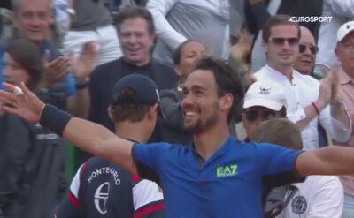 Fognini rozbił Nadala i awansował do finału turnieju ATP w Monte Carlo