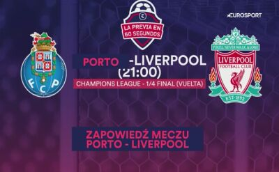 Zapowiedź meczu Porto - Liverpool