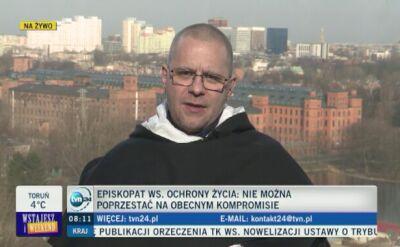 Ojciec Paweł Gużyński o liście KEP