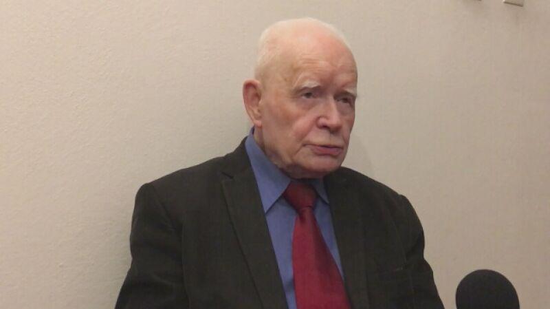 Adam Strzembosz: nie było do tej pory poczucia, że sędziowie reprezentują polityczne interesy