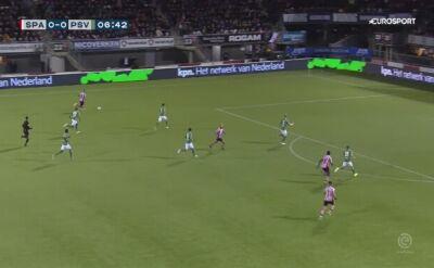 PSV wyrwało punkt w doliczonym czasie gry