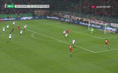 Thomas Mueller daje prowadzenie Bayernowi Monachium