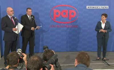 Wiceprezes Polskiej Fundacji Narodowej o kosztach kampanii