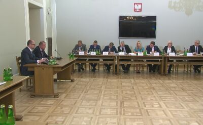 Adamowicz: nie miałem żadnych kontaktów z Marcinem P.