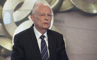 Marek Borowski rozważa scenariusze rządu wobec skargi