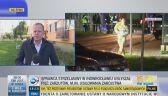 Jakuba K. zatrzymano po strzelaninie w Inowrocławiu