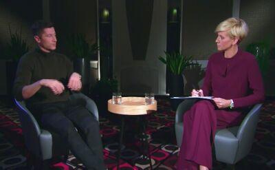 Robert Lewandowski o współpracy z Juergenem Kloppem