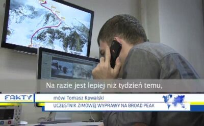 Polscy himalaiści w relacji prosto z Karakorum