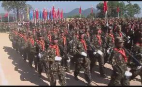 Siły zbrojne ruchu mniejszości etnicznej w prowincji Szan