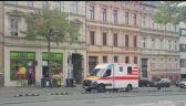 Strzały przed synagogą w niemieckim Halle