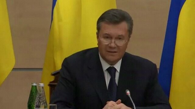 Przemówienie Wiktora Janukowycza cz. 1