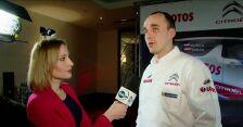 Robert Kubica o swoim powrocie do Formuły 1