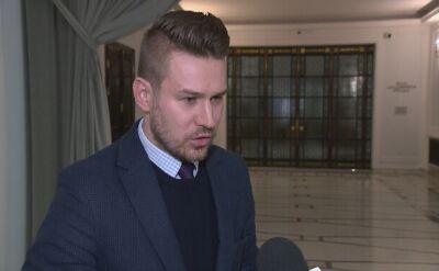 Kancelaria Sejmu wydała komunikat w sprawie postanwienia sądu w Olsztynie. Andrzej Grzegrzółka tłumaczy