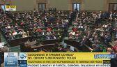 Sejm przyjął uchwałę ws. obrony suwerenności Rezczypospolitej Polskiej i praw Polaków